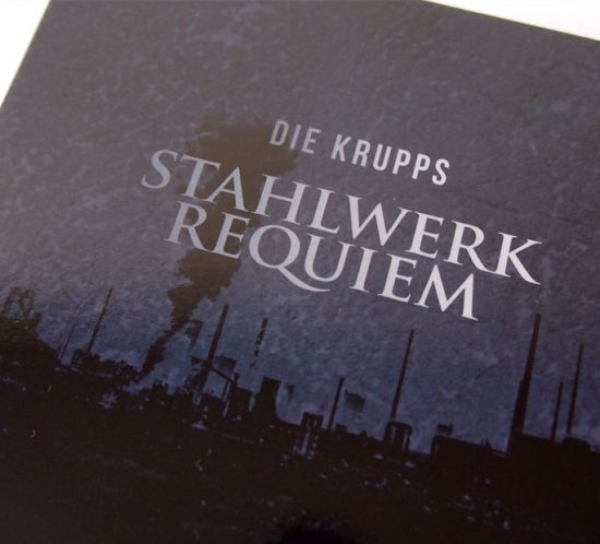 Albumcover_Die_Krupps_Stahlwerkrequiem