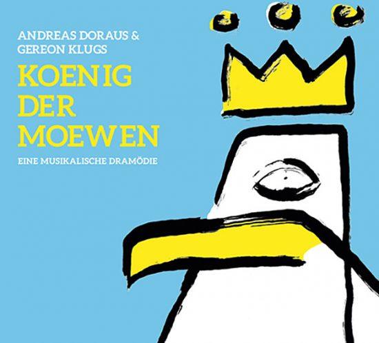 König der Möwen Covermotiv