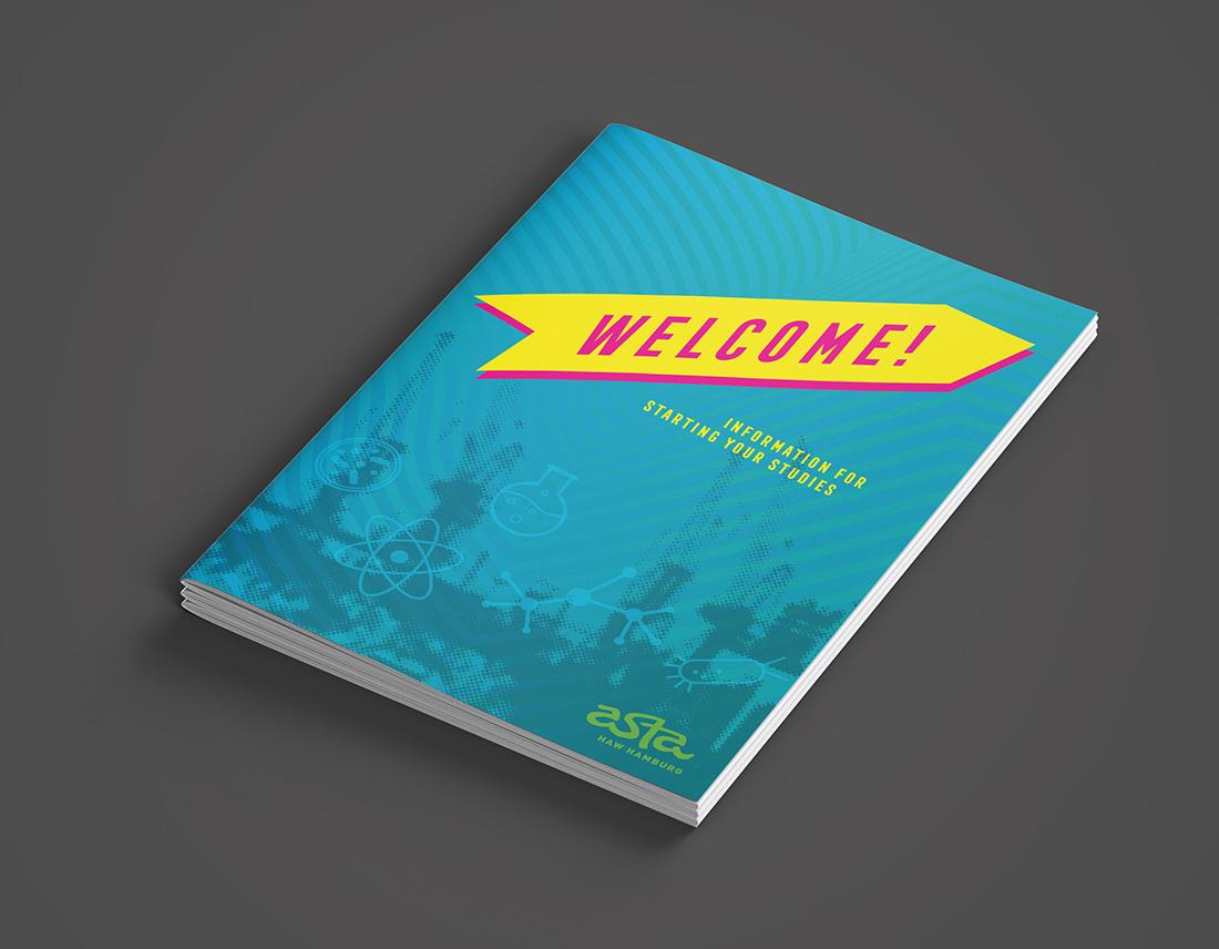 AStA Broschüre Titelseite