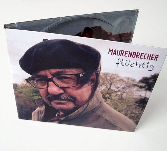 CD Digipak Manfred Maurenbrecher