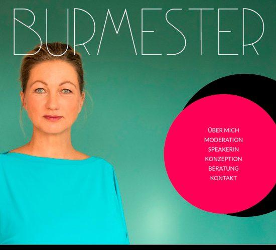 Silke Burmester Ausschnitt Startseite