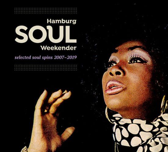 Cover Hamburg Soulweekender LP
