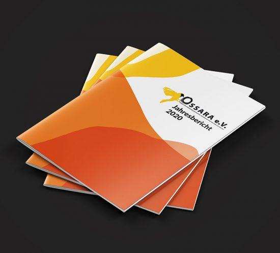 Jahresbericht für den Verein Ossara e.V. --- Annual report for the organisation Ossara e.V.
